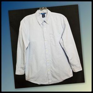 GapKids*Boys Blue Oxford Shirt XL(12)